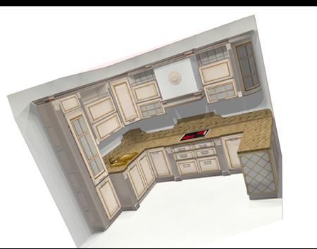 Умные кухни под заказ без наценки посредников в Рязани