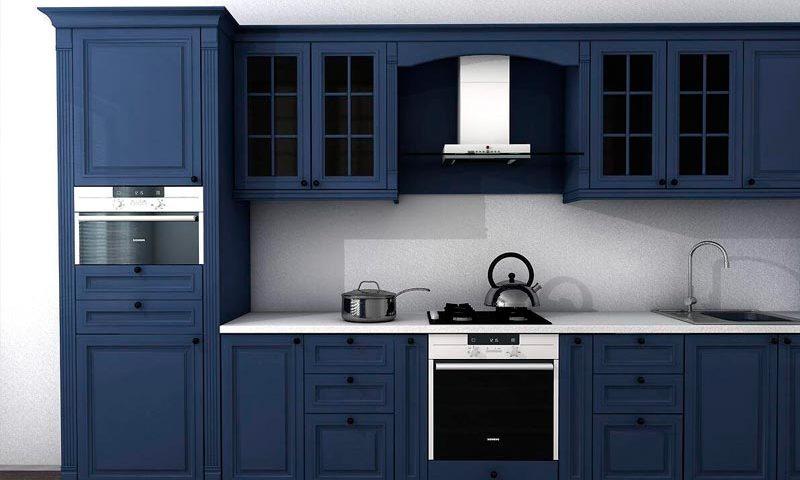 Главные достоинства кухонь на заказ